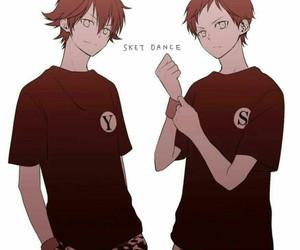 anime, brother, and manga image