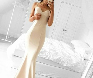 beautiful, style, and dress image