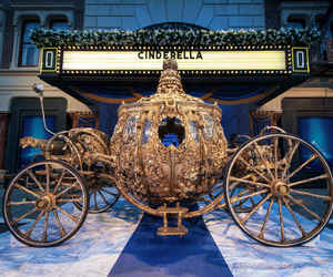 cinderella and carriage image