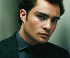 ed westwick, boy, and chuck bass image