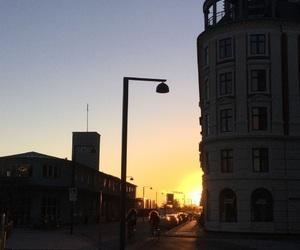 city, denmark, and romantic image