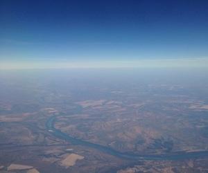 airplane, natureza, and beautiful image