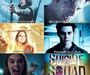 teen wolf, suicide squad, and tyler posey image
