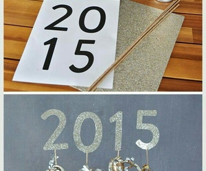 diy, añonuevo, and ideas image