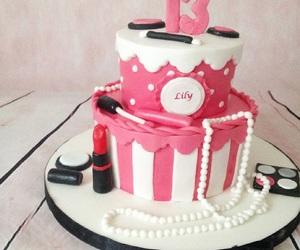 13, birthday, and cake image