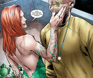 comics, DC, and poison ivy image