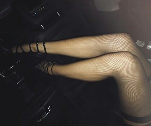 kendall jenner, legs, and shoes image