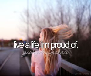 life, proud, and blonde image