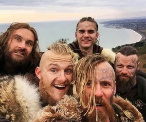 vikings and cast image