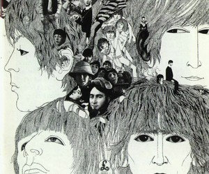 disco, revolver, and the beatles image