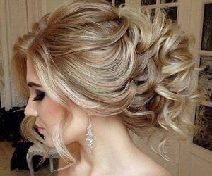 braid, long hair, and longhair image