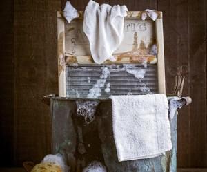 laundry and wash image