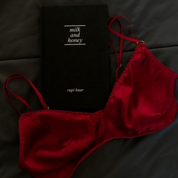 Image About Aesthetic In Passionate Red By Venus Mermaid