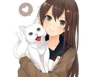 anime, kawaii, and me image