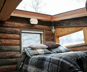 bed, lumber, and cozy image