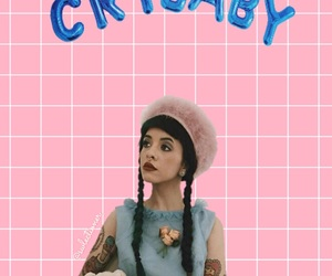 aesthetic, wallpapers, and cry baby image