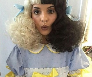 melanie martinez, crybaby, and pacify her image
