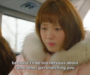 k drama, Relationship, and subs image
