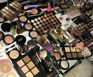 makeup, lipstick, and make up image