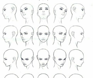 drawing, how to draw, and reference image