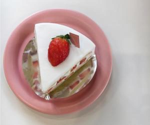 cake, food, and minimalism image