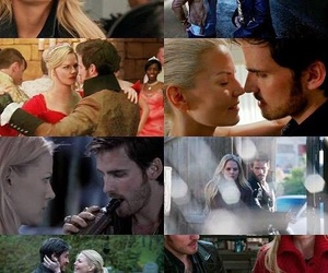 Jennifer Morrison, once upon a time, and colin o'donoghue image