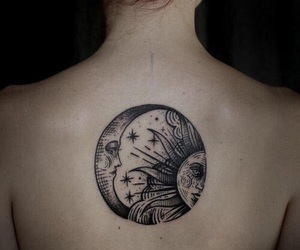 art, tattoo, and body image