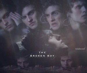 edit, tv show, and teen wolf image