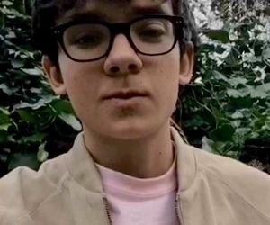 aesthetic, asa butterfield, and mpfhpc image