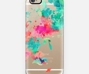 phone, case, and beautiful image