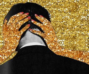 Collage, glitter, and Relationship image