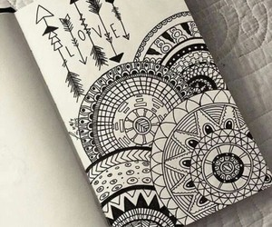 drawing, doodling, and crazy image