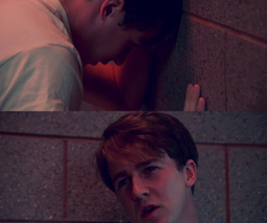 edward norton, movie, and primal fear image