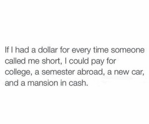 dollar, life, and quote image