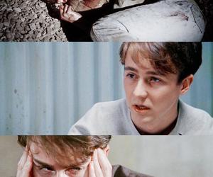 edward norton, primal fear, and movie image