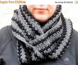etsy, scarf, and winteraccessory image