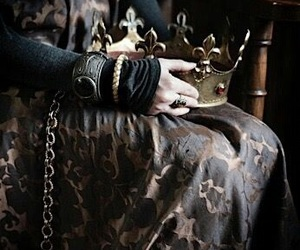 crown, Queen, and fantasy image