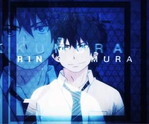 anime, screencaps, and ao no exorcist image