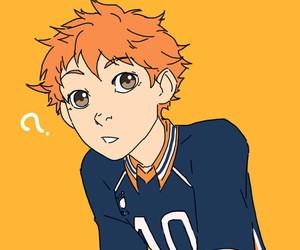 hinata, volleyball, and hq! image