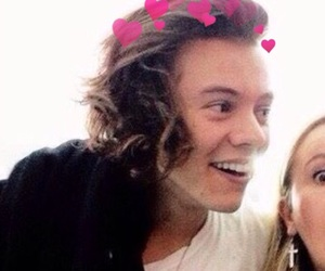 Harry Styles, smile, and one direction image