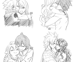 anime, larcana, and couples image