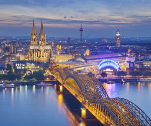 city and germany image