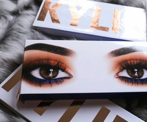 beauty, makeup, and kylie image