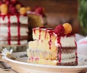 birthday, cream, and delicious image