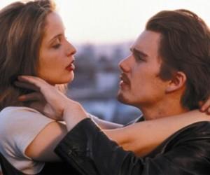 before sunrise, couple, and movie image
