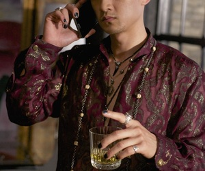 shadowhunters, magnus bane, and magnus image