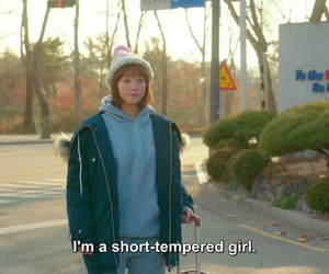 Korean Drama, kdrama, and lee sung kyung image
