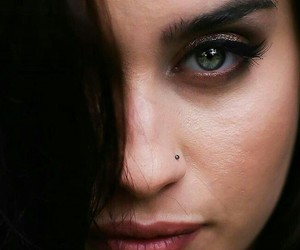 lauren jauregui, fifth harmony, and eyes image