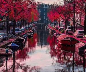 hollande and amsterdam image