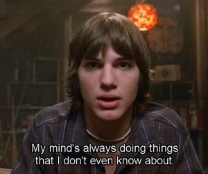 that 70s show, ashton kutcher, and mind image